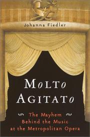 MOLTO AGITATO by Johanna Fiedler