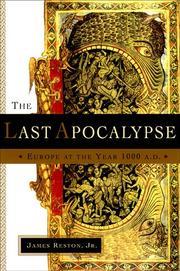 THE LAST APOCALYPSE by Jr. Reston