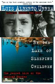 Cover art for BY THE LAKE OF SLEEPING CHILDREN