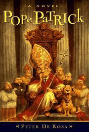 POPE PATRICK by Peter de Rosa