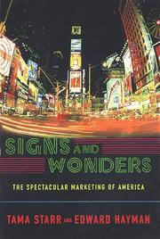 SIGNS AND WONDERS by Tama Starr