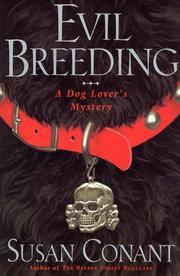 EVIL BREEDING by Susan Conant