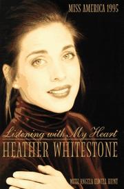 LISTENING WITH MY HEART by Heather Whitestone