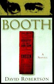 BOOTH by David Robertson