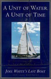 Cover art for A UNIT OF WATER, A UNIT OF TIME