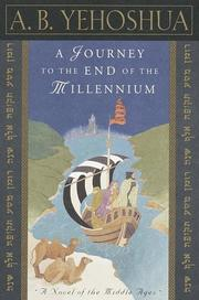 Cover art for A JOURNEY TO THE END OF THE MILLENNIUM