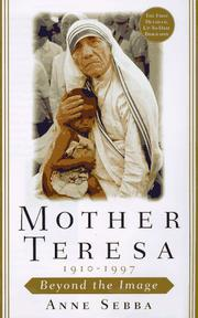 Book Cover for MOTHER TERESA
