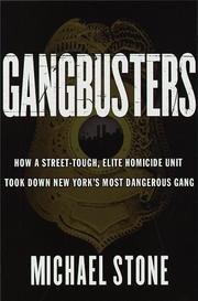Cover art for GANGBUSTERS