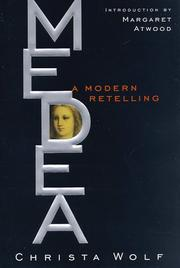 Book Cover for MEDEA
