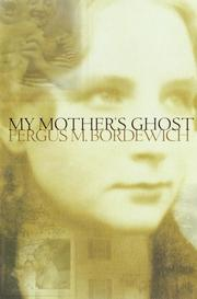 Cover art for MY MOTHER'S GHOST