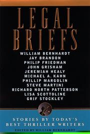 LEGAL BRIEFS by William Bernhardt