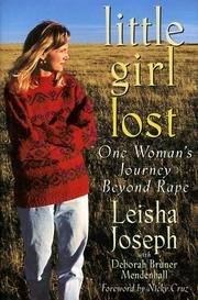LITTLE GIRL LOST by Leisha Joseph