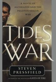 TIDES OF WAR by Steven Pressfield