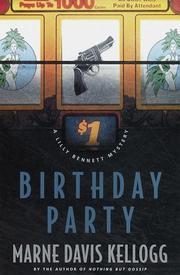BIRTHDAY PARTY by Marne Davis Kellogg