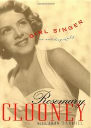 GIRL SINGER by Rosemary Clooney