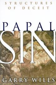 Cover art for PAPAL SIN