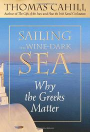Book Cover for SAILING THE WINE-DARK SEA