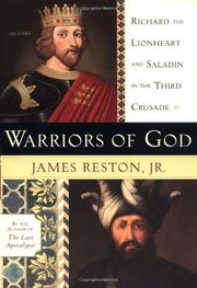WARRIORS OF GOD by Jr. Reston