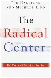 Book Cover for THE RADICAL CENTER