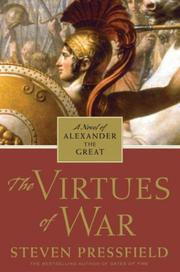 Cover art for THE VIRTUES OF WAR