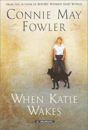 Cover art for WHEN KATIE WAKES