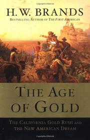 Book Cover for THE AGE OF GOLD