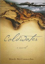 COLDWATER by Mardi McConnochie
