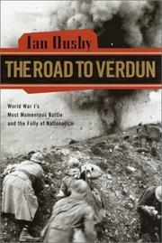 Cover art for THE ROAD TO VERDUN