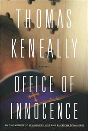 OFFICE OF INNOCENCE by Thomas Keneally