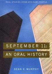 9/11/2010 by Dean E. Murphy
