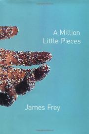 Cover art for A MILLION LITTLE PIECES