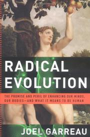 RADICAL EVOLUTION by Joel Garreau