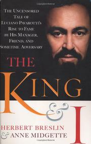 THE KING & I by Herbert Breslin