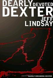 Cover art for DEARLY DEVOTED DEXTER