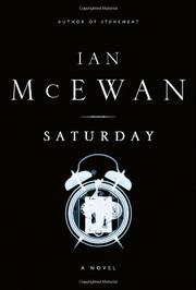 Book Cover for SATURDAY