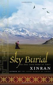 SKY BURIAL by Xinran Xue