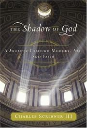 THE SHADOW OF GOD by III Scribner