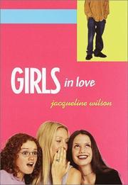 GIRLS IN LOVE by Jacqueline Wilson
