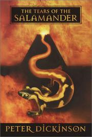 Book Cover for THE TEARS OF THE SALAMANDER