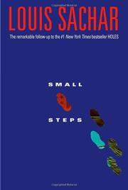 Cover art for SMALL STEPS