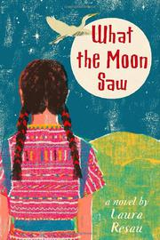 Book Cover for WHAT THE MOON SAW