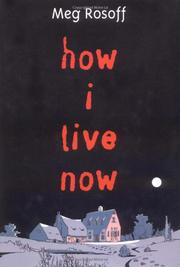Cover art for HOW I LIVE NOW