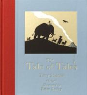 Cover art for THE TALE OF TALES