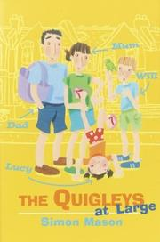 Cover art for THE QUIGLEYS AT LARGE