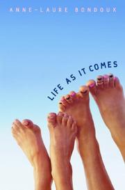 Book Cover for LIFE AS IT COMES