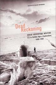 DEAD RECKONING by Helen Whybrow