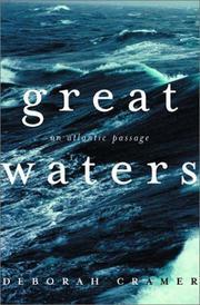 GREAT WATERS by Deborah Cramer