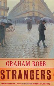 STRANGERS by Graham Robb
