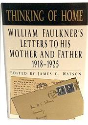 THINKING OF HOME by James G. Watson
