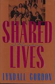 Book Cover for SHARED LIVES